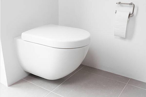 vvs kolding badeværelse væghængt toilet